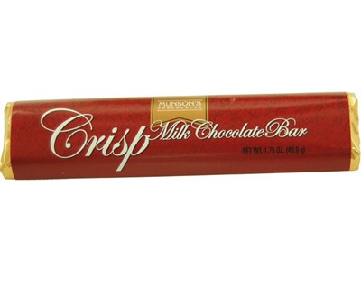 Milk Chocolate Crisp Bar 1.5 oz.