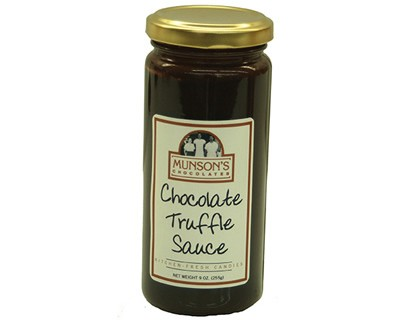 Chocolate Truffle Sauce Topping 9 oz.