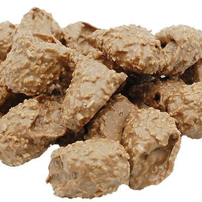 Coconut Cluster Milk Chocolate Bulk 1 lb.