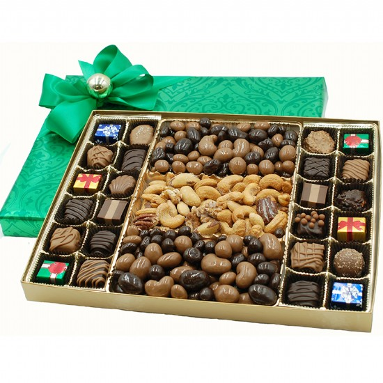 Deluxe Chocolate Assortment 20 oz.
