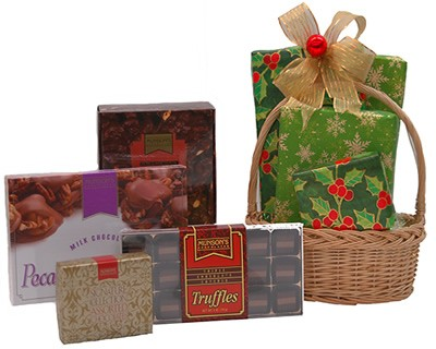 Sweet Tidings Gift Basket 1951