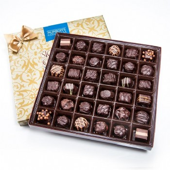 Dark Chocolate Assortment 1 lb.