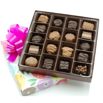 Fancy Wrap Chocolate Assortment 8 oz