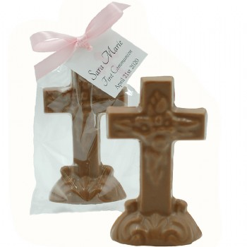 Milk Chocolate Cross Favor 1  oz.