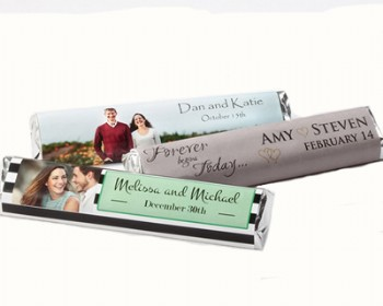 Personalized Milk Chocolate Bar 1.5 oz.