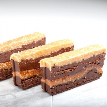 German Chocolate Fudge 1 lb.