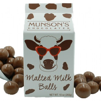 Malted Milk Ball Tote 10 oz.