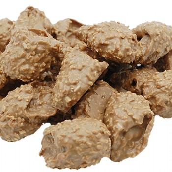 Coconut Cluster Milk Chocolate 1 lb.