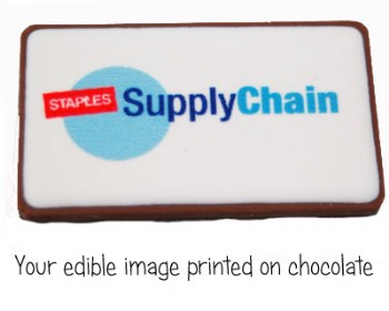 Picture Perfect Chocolate Business Card