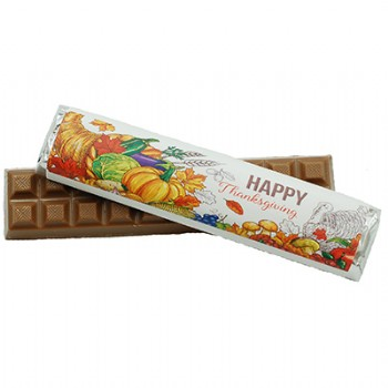 Milk Chocolate Thanksgiving Bar