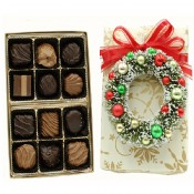 12 Piece Assortment with Holiday Ornament