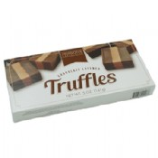Triple Chocolate Layered Truffles 5 oz.