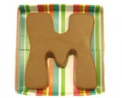 Milk Chocolate Letters 1 oz.