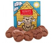 Milk Chocolate Paws 3 oz.