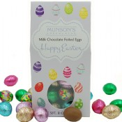 Milk Chocolate Egg Tote 8 oz.