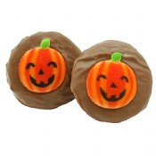 Milk Chocolate Halloween Oreos