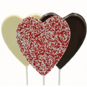 Valentine Non Pariel Chocolate Pop 2 oz.