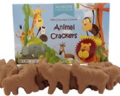 Chocolate Covered Animal Crackers 2 oz.