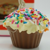 Milk Chocolate Cupcake 3 oz.