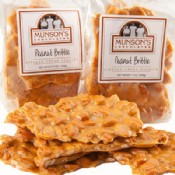 Peanut Brittle 9 oz.
