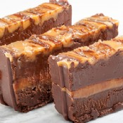 sea salt fudge